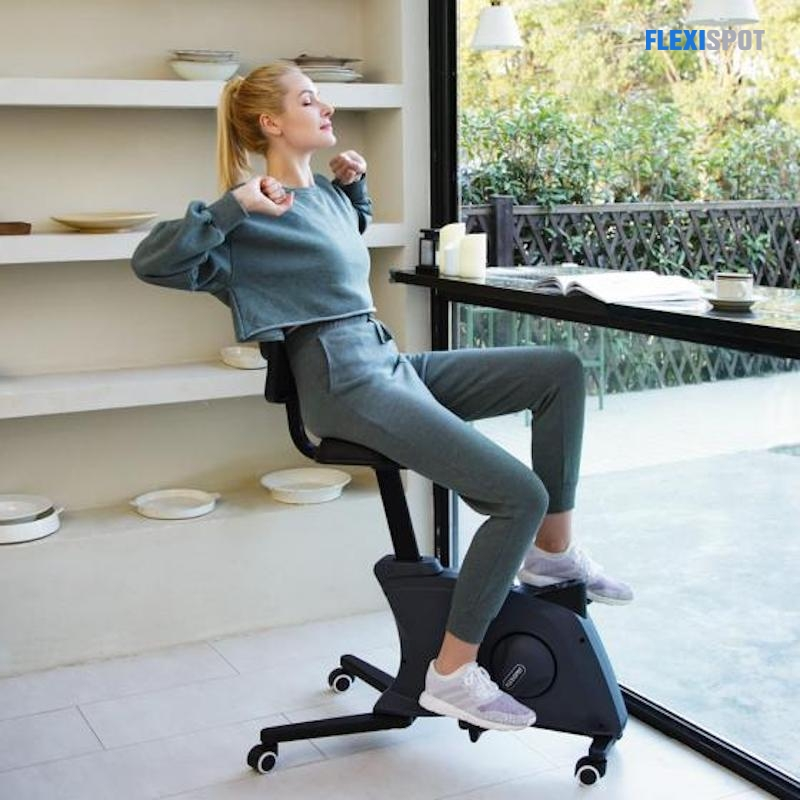 Sit2Go 2in1 Fitness Chair