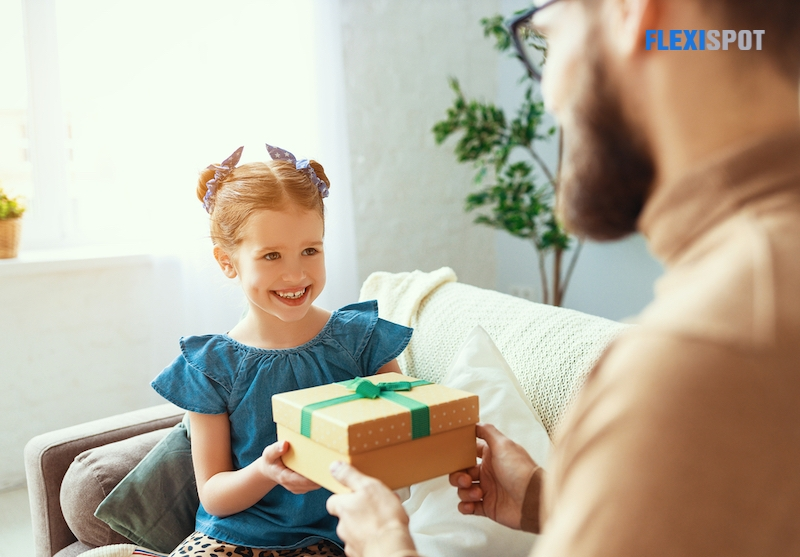 7. Give your kids an incentive when they reach their saving goals.