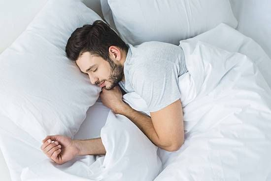 Regular exercise can improve sleep