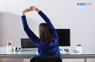 exercise while at work