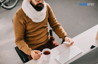 How ergonomic office furniture benefits your psychological health