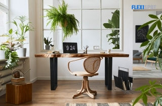 Spruce Up The Office With FlexiSpot