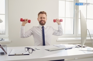 How FlexiSpot can Help your Fitness Goal
