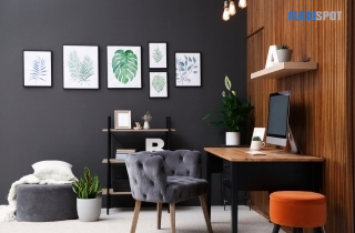 effective home office area