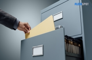 Filing Cabinets and How to Organize Them