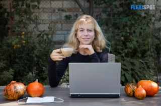 8 Elements to Ginger Up Your Workspace for Fall