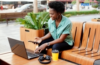 13 Things To Do When Working Outside With A Laptop