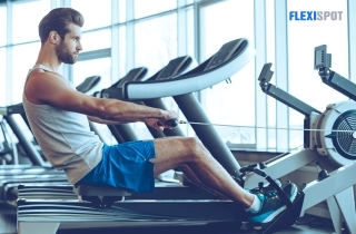 18 Ways Using a Rowing Machine is Good for Health