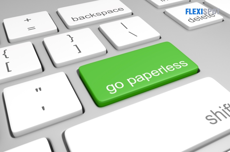 Why Your Business Should Go Paperless: 5 Advantages
