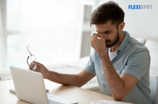 WFH Eye Strain: 11 Things You Can Do to Minimize It