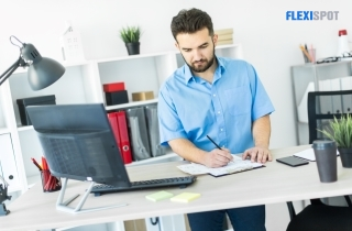 How To Combat Injury and Pain When Standing At Work 2021
