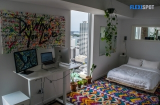 Establishing Home Workspaces Inside Small Spaces