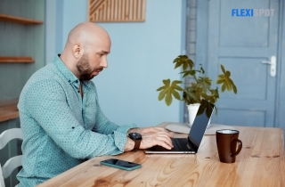 10 Tips to Avoid Going Nuts When Working from Home
