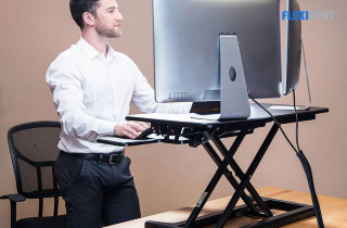 Getting A Standing Desk Converter: 9 Factors To Consider