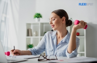 How We Can Stay Active While Working At Home