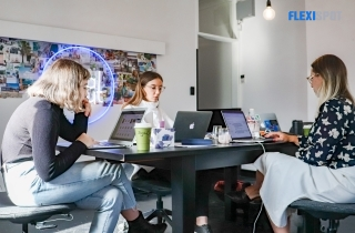 9 Ways to Stay Focused and Productive in Co-Working Spaces