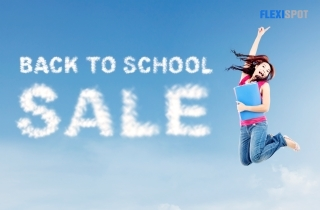 Get Up and Gear Up: 12 Back-to-School Offers from FlexiSpot