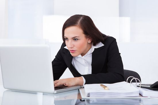 Is your work posture causing Thoracic Outlet Syndrome?