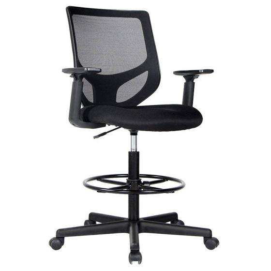 Tall Drafting Office Chair 1702F5