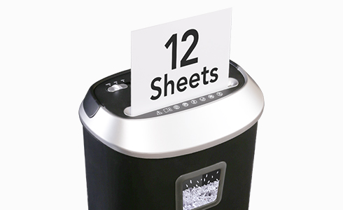 Say goodbye to inefficient paper feeding in the past .You can put in 12 sheets at one time to improve your work efficiency.