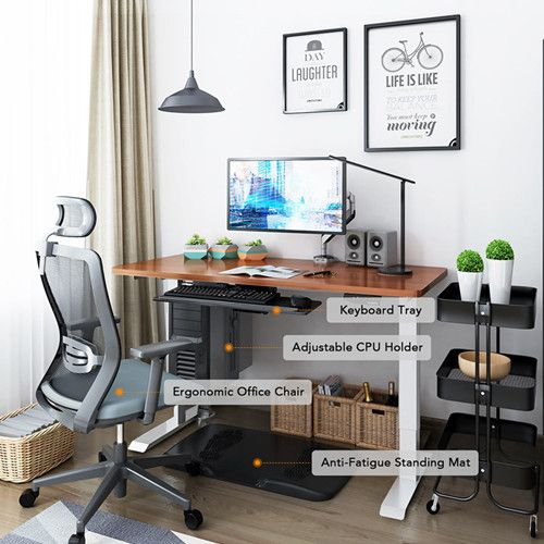 Electric Height Adjustable Desk EN1