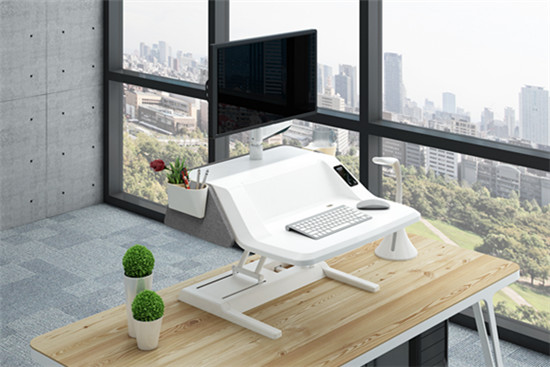 Stylish Electric Sit-Stand Smart Workstation EM6S