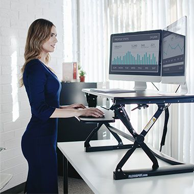 Sit-stand Desk Converters