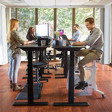 Height Adjustable Standing Desk-
