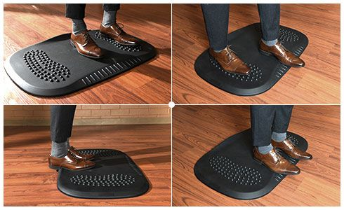 Designed for dynamic movements