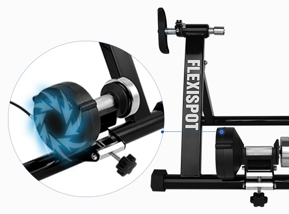 Skip to the beginning of the images gallery Smart Bike Trainer Stand BT01