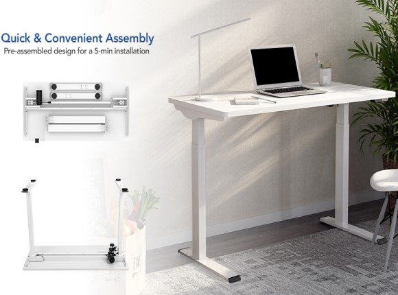 Vici Easy 5-Minute Assembly
