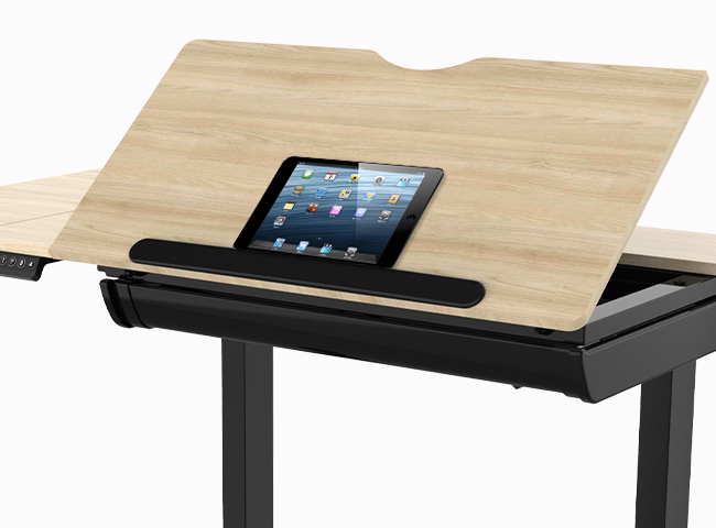 Drafting Table Safety Ledge Stopper