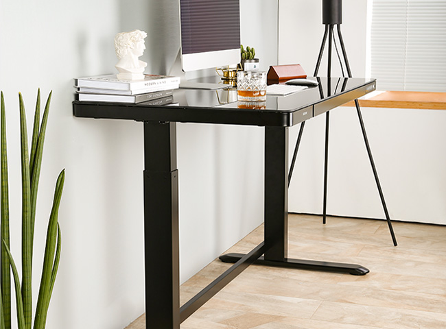 Comhar All-in-One Standing Desk Robust Construction for Stable Movement