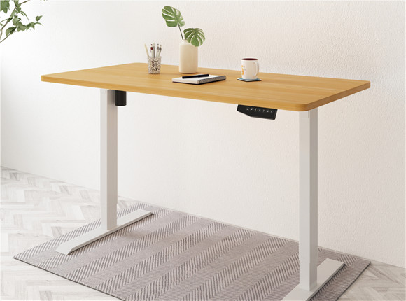 "Electric Height Adjustable Standing Desk EN1 - 48"" W"