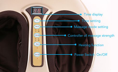 MULTI-FUNCTION FOOT MASSAGER