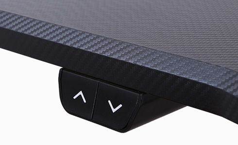 Gaming Desk Standard Two-Button Up and Down Keypad