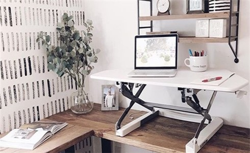 sit-stand desk workstations