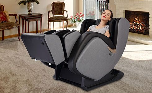 Sleek, all-in-one design saves money by packing in all the functions needed to relax including heat and vibration settings, foot roller massage, and targeted neck, shoulder,back, waist, arm, leg and foot massage.