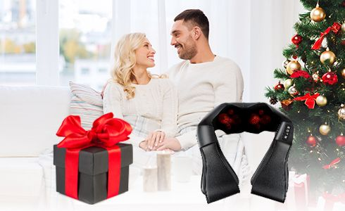 This massager suitable for all kinds of people, definitely the best gift, saves the trouble of picking gifts.