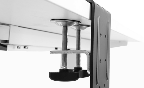 FlexiSpot monitor stand dual arm D1DP