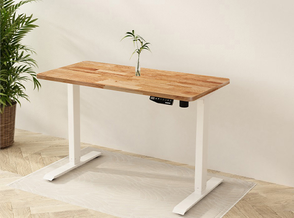 Willow Rectangle Standing Desk