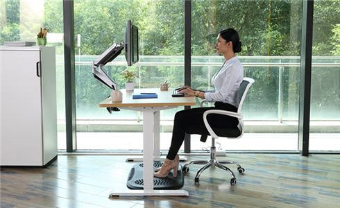 flexispot sit-stand-move solution sit