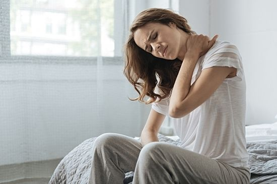 Have you ever had neck pain creep up, but you weren't sure what was causing it?